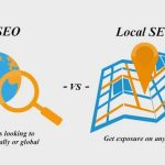 What's the Distinction Between Local and Global SEO?
